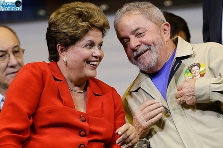 Left or right lula dilma 2014