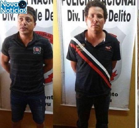 Left or right suspeitos crime