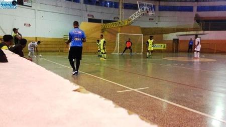 Left or right lance de jogo dia 19 do 01 futsal