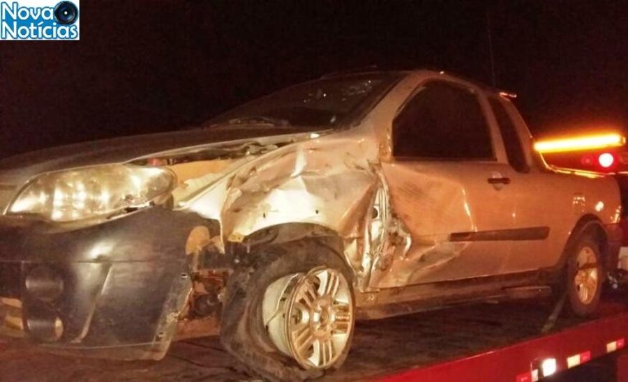 Center carro acidente