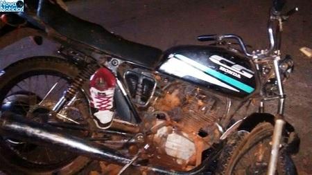 Left or right moto acidente dia 20 de abril na ms 473 vitima fatal