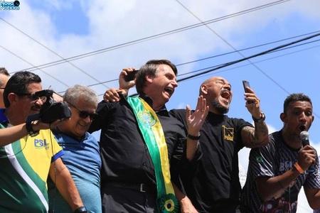 Left or right bolsonaro campanha