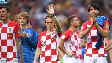 Croata Luka Modric é eleito o melhor jogador da Copa do Mundo de ... ffca4866adfab