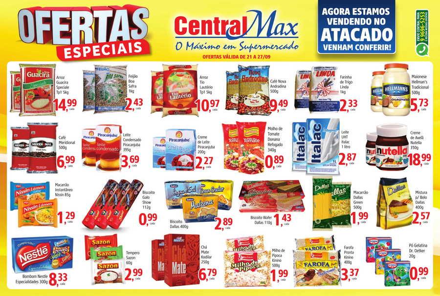 Center centralmax setembro 21 a 27 1