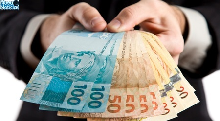 Left or right dinheiro foto negociodozero