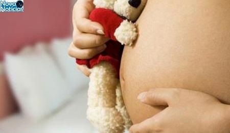 Left or right gravidez