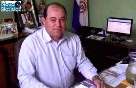 Left or right prefeito cidade paraguai executado