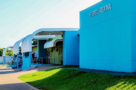 Left or right hospital regional