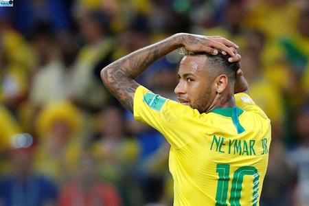 Left or right neymar copa do mundo 201811