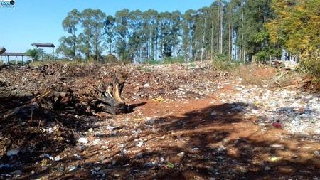 Left or right implanta o de aterro sanit rio em bataypor prioridade do governo municipal