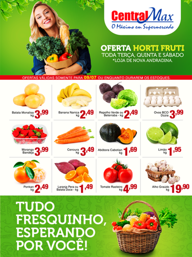 Center hortifruti nova