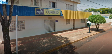 Left or right correios