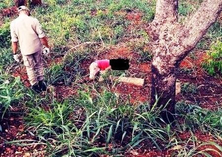 Left or right corpo de homem encontrado na br 267 dia 12 de setembro