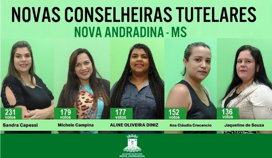 Center conselheurias eleitas em nova em 2019