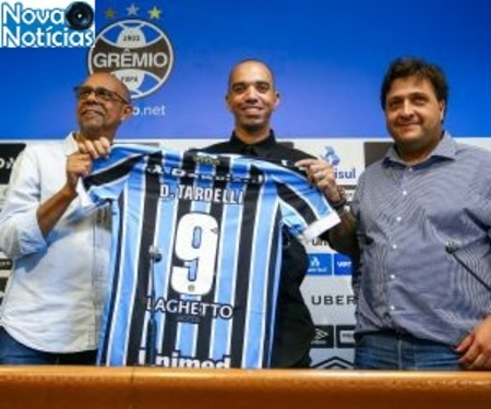 Left or right lg noticias diego tardelli a apresentado no gra mio 22928