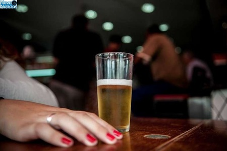 Left or right cerveja
