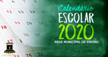 Left or right conselho municipal de educacao aprova calendario escolar 2020 das escolas