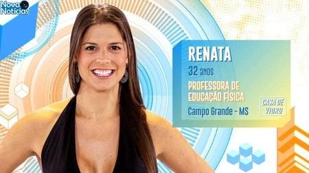 Left or right renata casa de vidro bbb20