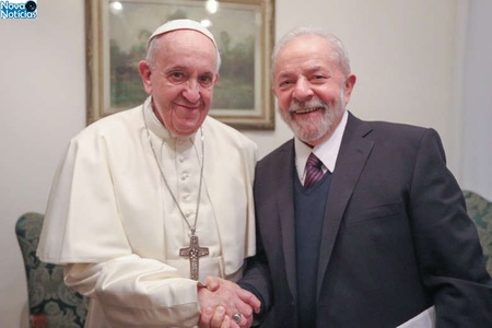 Left or right papa lula
