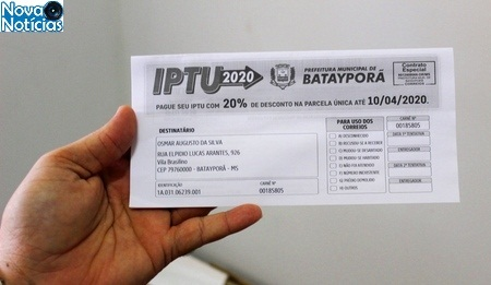 Left or right left or right iptu