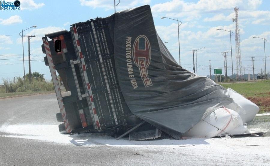Center acidente dia 30 de abril em nova andradina