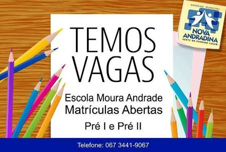 Left or right vagas moura andrade
