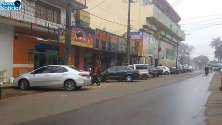 Left or right fechamento lojas pjc