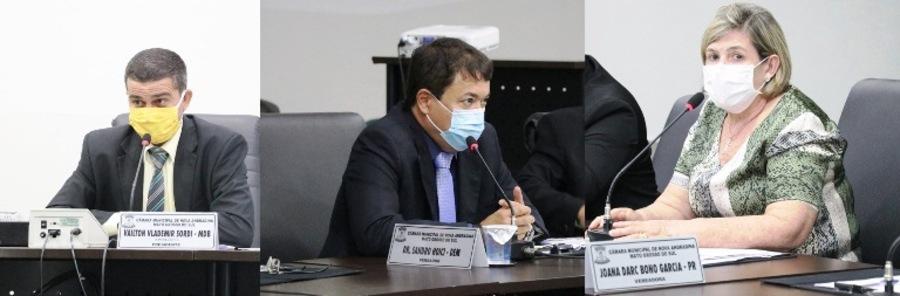 Center vereadores solicitam informa es sobre atendimento a pacientes com problemas auditivos