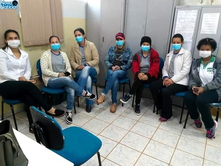 Left or right profissionais da sa de contam com apoio psicol gico para lidar com pandemia