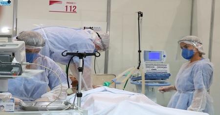 Left or right hospital de campanha covid 19 complexo esportivo do ibirapuera2904200183 0