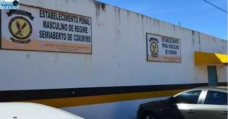 Left or right presido de coxim