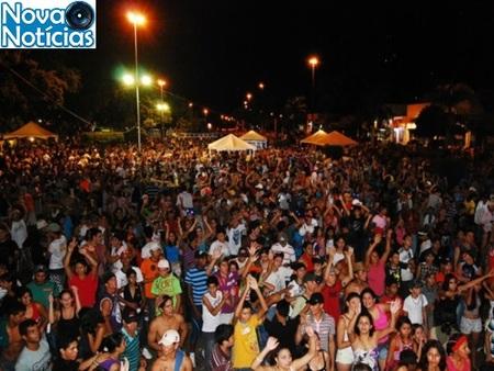 Left or right carnaval em jardim ms
