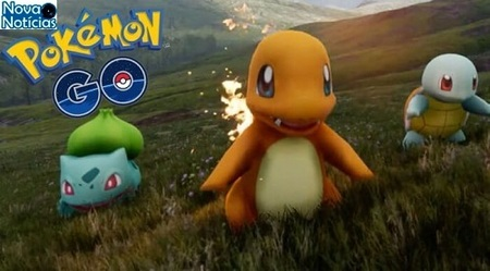 Left or right pokemon go3
