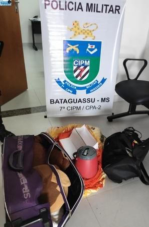Left or right material furtado em bataguassu dia 09 de janeiro