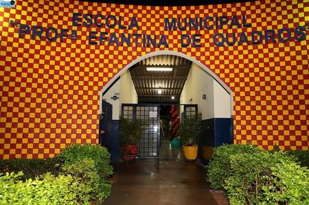 Left or right escola municipal efantina de quadros