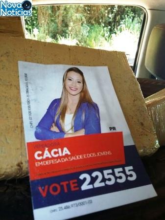 Left or right ex candidata trafico osvaldo duarte