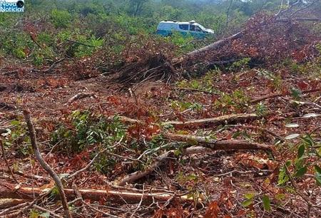 Left or right desmatamento apa rio verde pma coxim 16 de abril de 2021