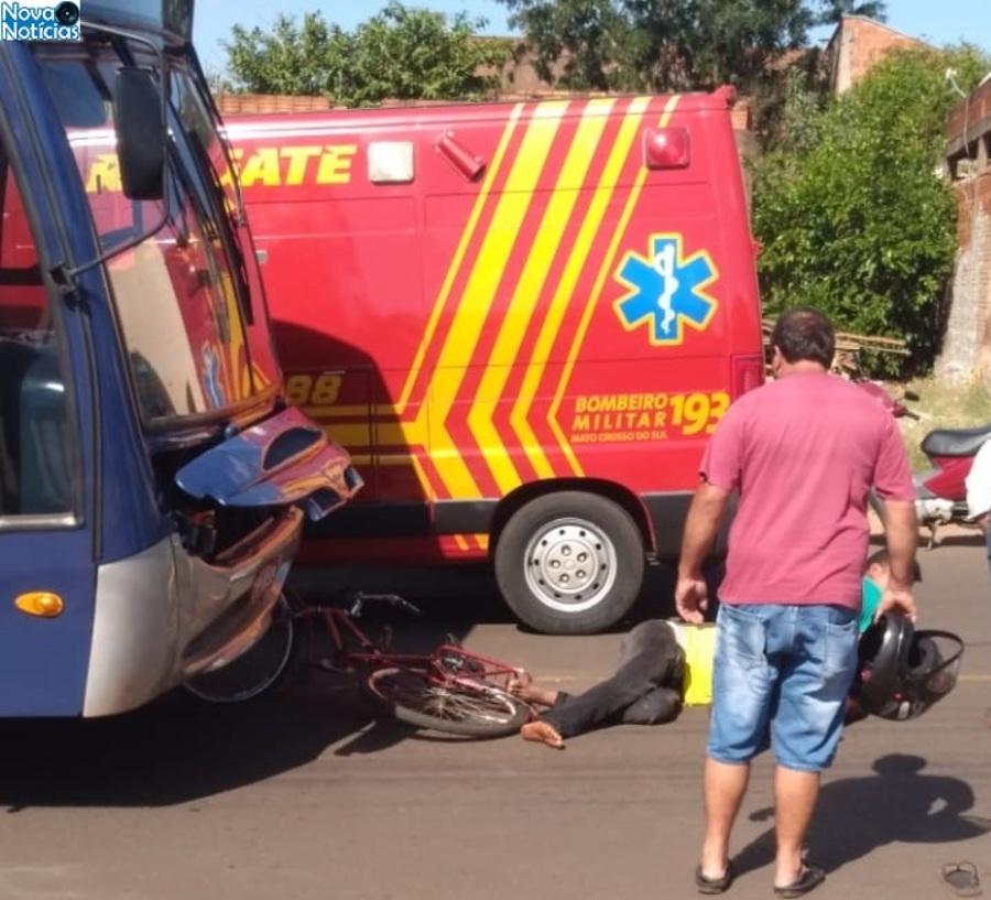 Center acidente com onibus dia 08 de maio