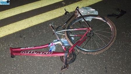 Left or right ciclista morto widelg