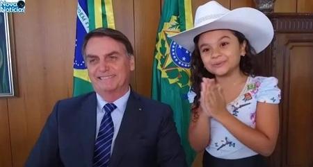Left or right youtuber mirim bolsonaro widelg