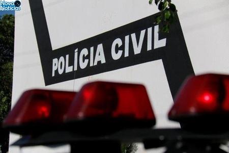 Left or right pc ilustrativa policia civil viatura sirene widelg
