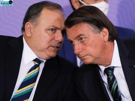 Left or right eduardo pazuello jair bolsonaro topmidianews