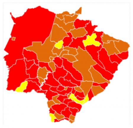 Left or right mapa prosseguir 10 de junho 2021 300x290