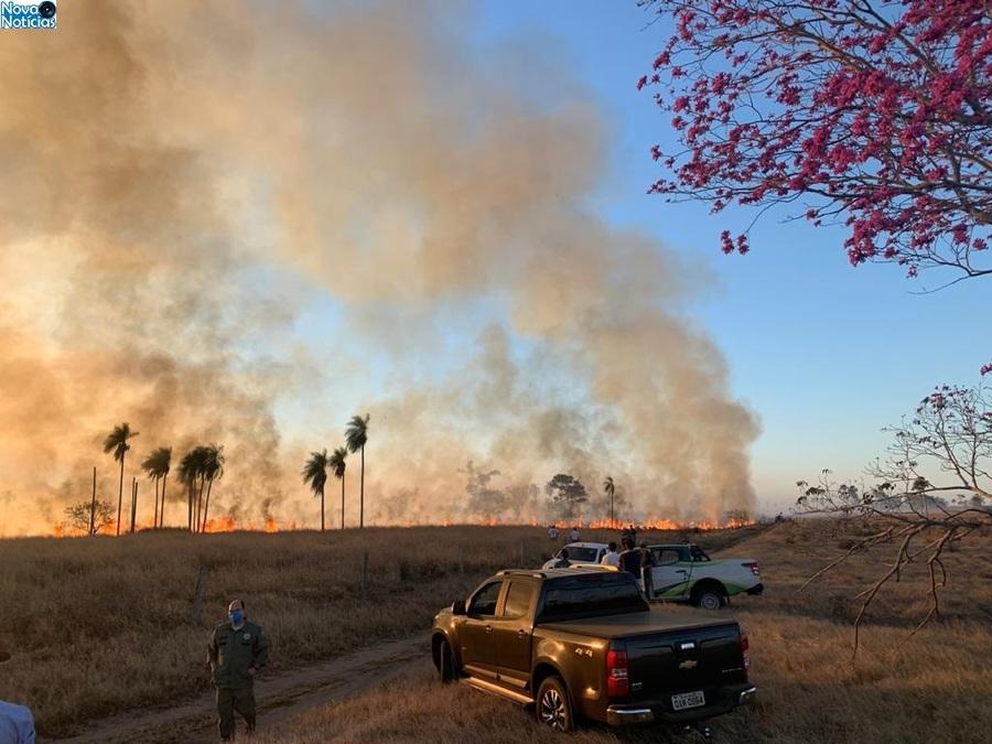 Center fogo e vetegat o um em taquarussu dia 08 de julho