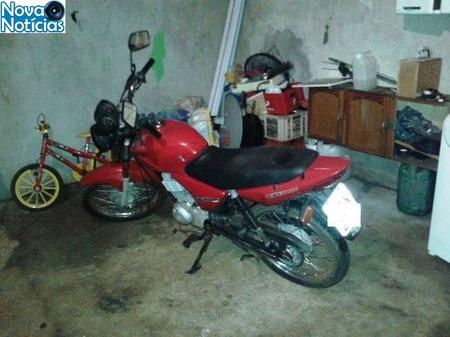 Left or right moto recuperada no bela vista ii