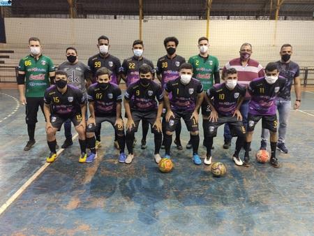 Left or right equipe de futsal de nova andradina julho de 2021