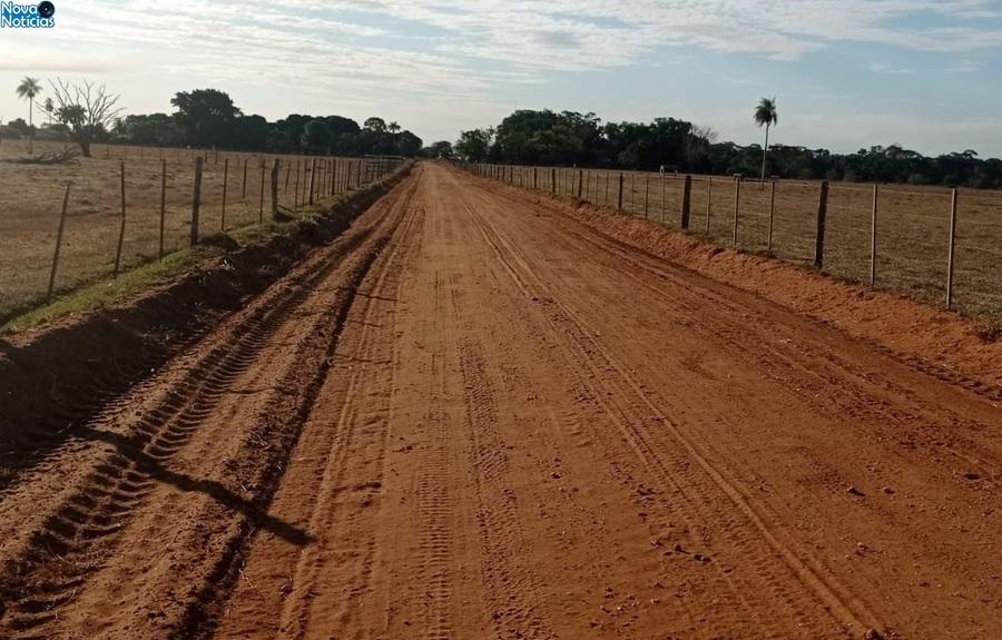 Center estradas rurais nova andradina julho de 2021