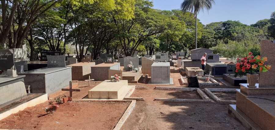Center cemiterio tres