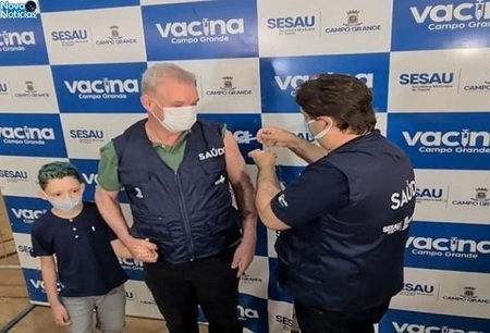 Left or right geraldo vacina