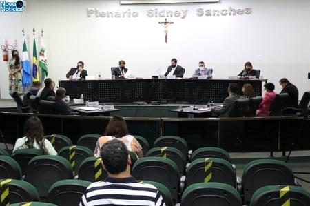 Left or right c mara de nova andradina aprova mo o contra privatiza o dos correios